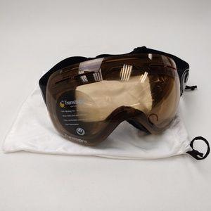 Dragon Transitions Ski Snowboard Goggles w/Pouch